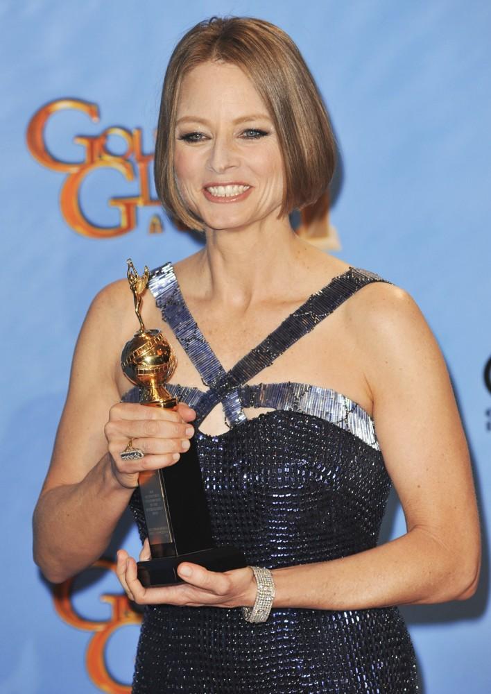 """Jodie Foster declares """"I'm 50″"""
