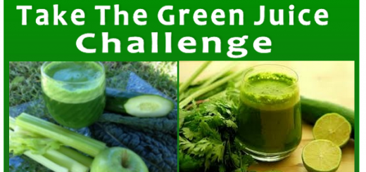 Post 50 - Take the Green Juice Challenge