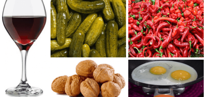 foods that bust belly fat